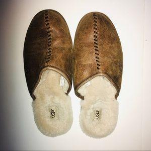 Ugg slippers men's Sz 14